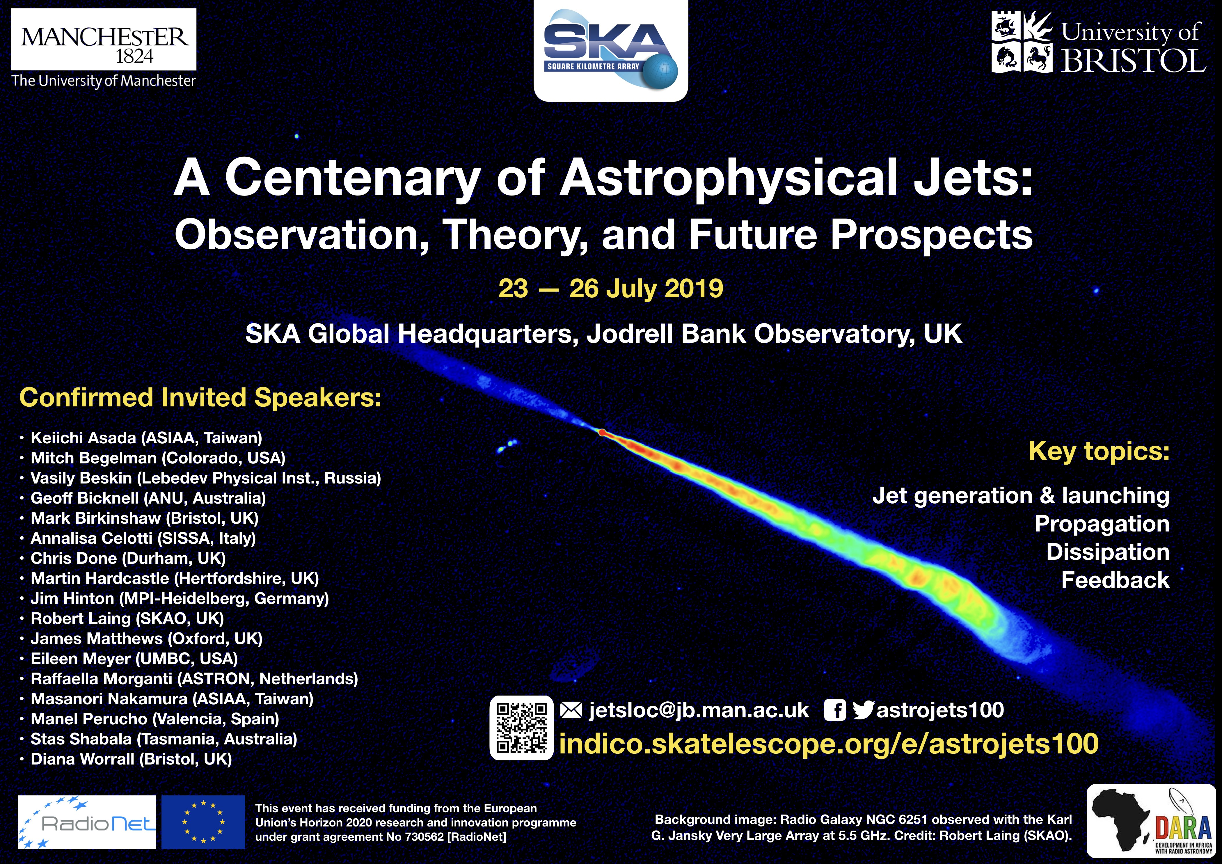 a6d05c34c1 2nd Announcement  A Centenary of Astrophysical Jets  Observation ...