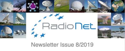 RadioNet | Radio Astronomy in Europe