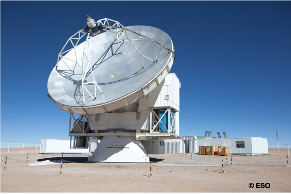Onsala Space Observatory: Open Call for APEX proposals from March 30, 2021