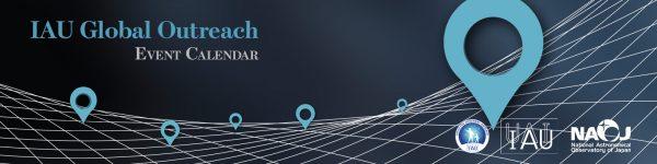 IAU Global Outreach Events 2021 – Event Calendar
