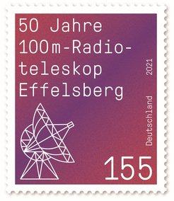 The 100-meter radio telescope Effelsberg turns 50